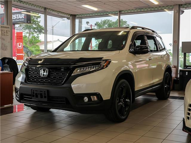 2019 Honda Passport Touring (Stk: 328311) in Ottawa - Image 1 of 27
