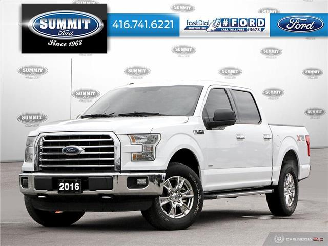 2016 Ford F-150 XLT (Stk: 20Q7631A) in Toronto - Image 1 of 27