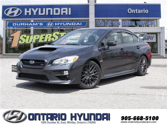 2015 Subaru WRX STI Sport Package (Stk: 06019K) in Whitby - Image 1 of 22