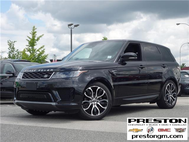 2019 Land Rover Range Rover Sport HSE (Stk: X29651) in Langley City - Image 1 of 29