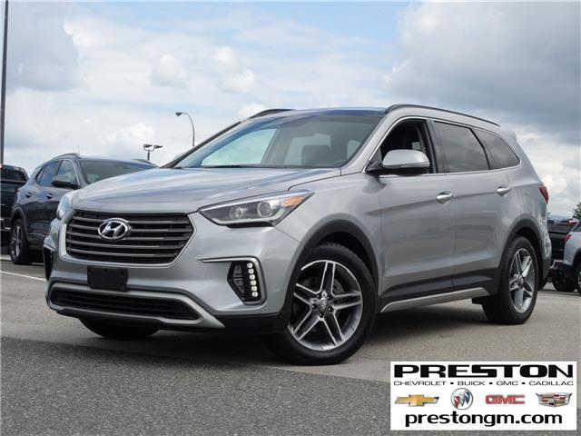 2018 Hyundai Santa Fe XL Limited (Stk: 0201441) in Langley City - Image 1 of 24