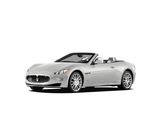 2011 Maserati GranTurismo Base (Stk: UC1552) in Calgary - Image 1 of 1