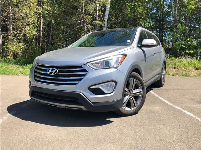 2013 Hyundai Santa Fe XL Limited (Stk: 19194A) in Fredericton - Image 1 of 15