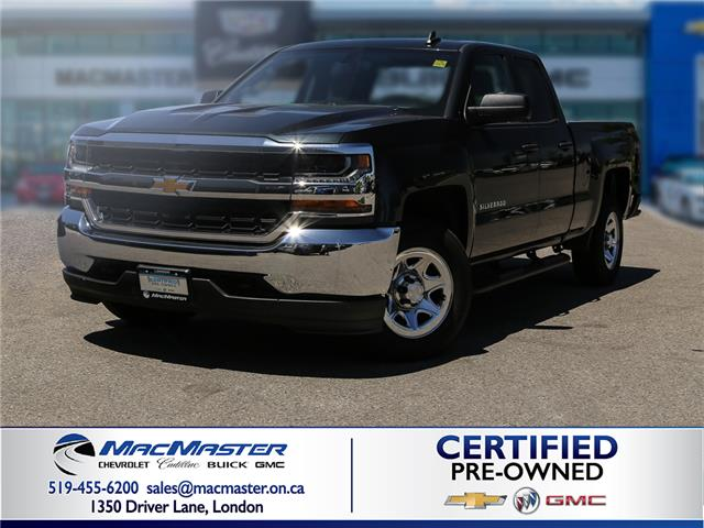 2017 Chevrolet Silverado 1500  (Stk: 90920A) in London - Image 1 of 10