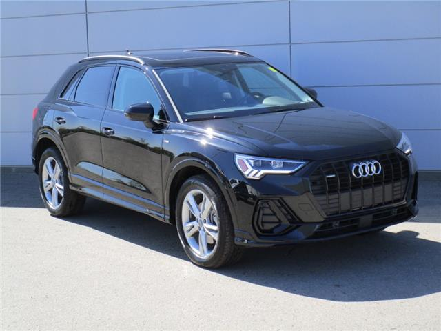 2020 Audi Q3 45 Technik (Stk: 200027) in Regina - Image 1 of 26