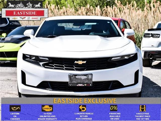 2019 Chevrolet Camaro  (Stk: K0136324) in Markham - Image 1 of 24