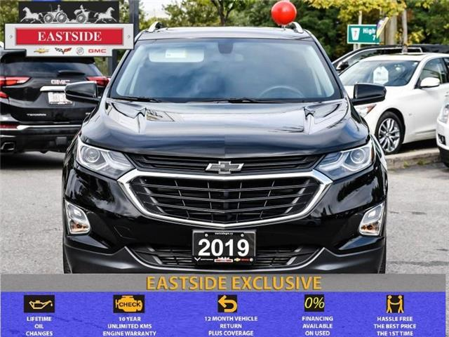 2019 Chevrolet Equinox 1LT (Stk: K6176249) in Markham - Image 1 of 27