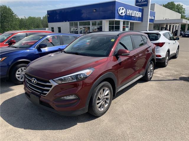 2017 Hyundai Tucson SE (Stk: 100581) in Smiths Falls - Image 1 of 6