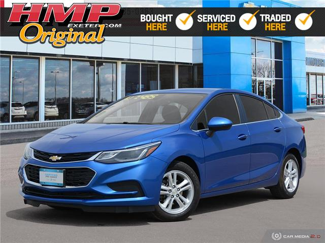 2018 Chevrolet Cruze LT Auto (Stk: 78104) in Exeter - Image 1 of 27