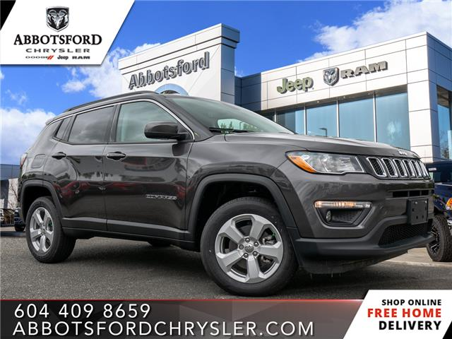 2020 Jeep Compass North (Stk: L106994) in Abbotsford - Image 1 of 25