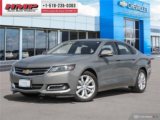 2019 Chevrolet Impala 1LT (Stk: 86202) in Exeter - Image 1 of 27