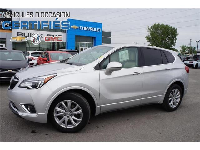 2019 Buick Envision Preferred (Stk: K0874X) in Trois-Rivières - Image 1 of 28