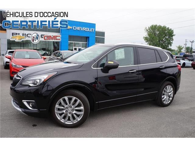 2019 Buick Envision Premium II (Stk: K0085X) in Trois-Rivières - Image 1 of 30