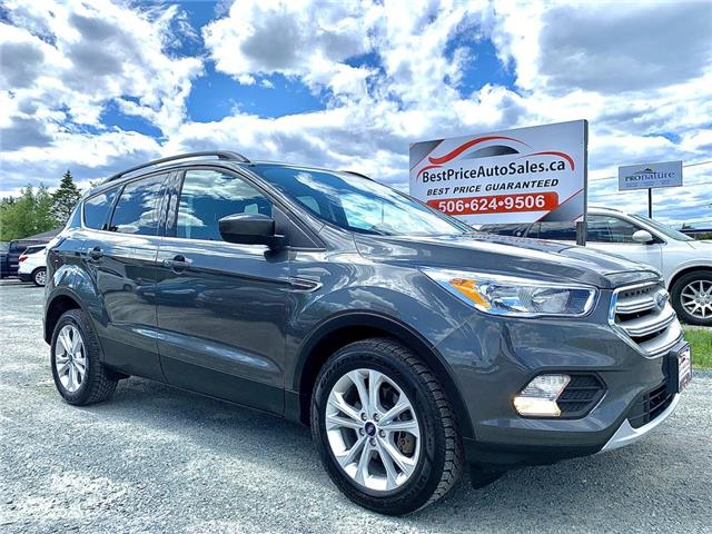 2018 Ford Escape SE (Stk: A3325) in Miramichi - Image 1 of 30