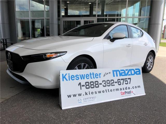 2019 Mazda Mazda3 Sport  (Stk: 35461) in Kitchener - Image 1 of 29