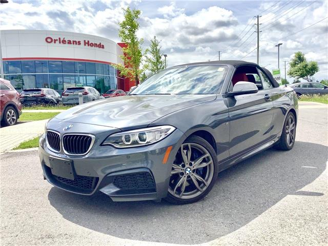2017 BMW M240i xDrive (Stk: P1038) in Orléans - Image 1 of 22
