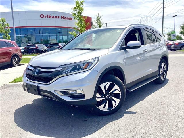 2016 Honda CR-V Touring (Stk: P0974) in Orléans - Image 1 of 22