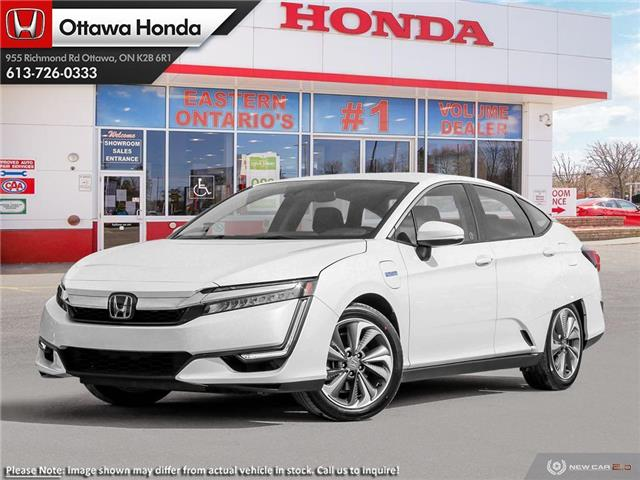 2020 Honda Clarity Plug-In Hybrid Touring (Stk: 335510) in Ottawa - Image 1 of 23