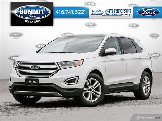 2016 Ford Edge SEL (Stk: PL21589) in Toronto - Image 1 of 27