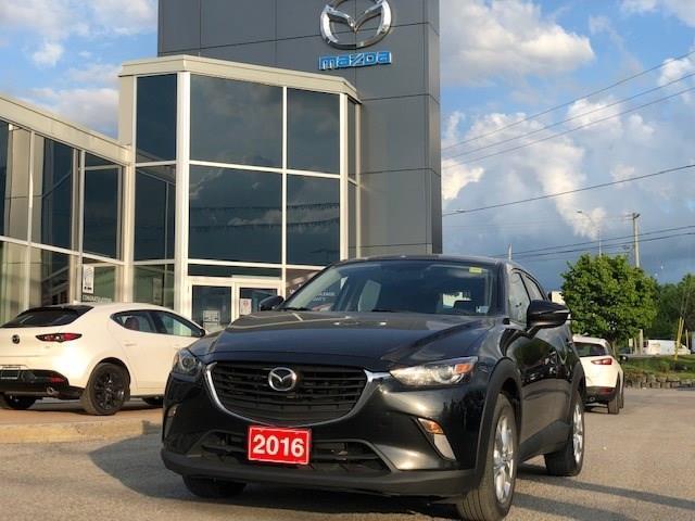 2016 Mazda CX-3 GS (Stk: 212111) in Gloucester - Image 1 of 15