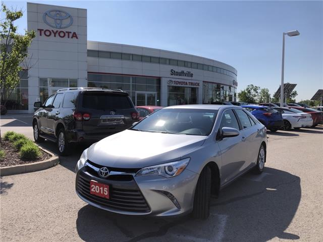2015 Toyota Camry LE 4T1BF1FK4FU482653 P2179 in Whitchurch-Stouffville