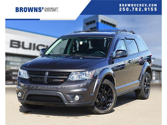 2018 Dodge Journey SXT (Stk: T19-1072A) in Dawson Creek - Image 1 of 16