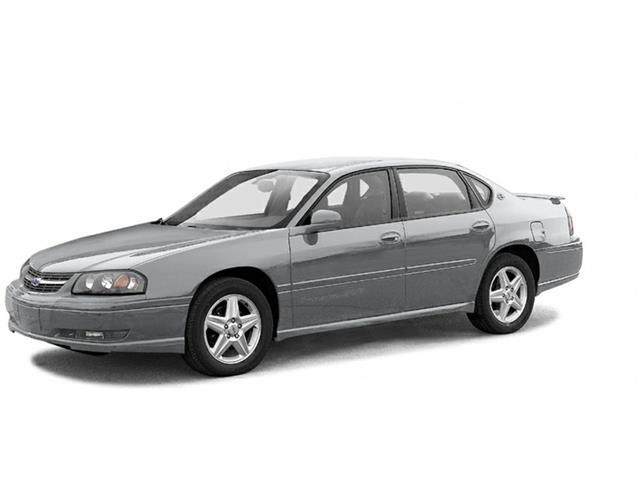 Used 2004 Chevrolet Impala Base  - Coquitlam - Eagle Ridge Chevrolet Buick GMC