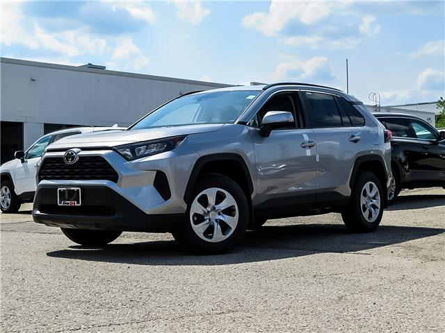 2020 Toyota RAV4 LE (Stk: 05156) in Waterloo - Image 1 of 18