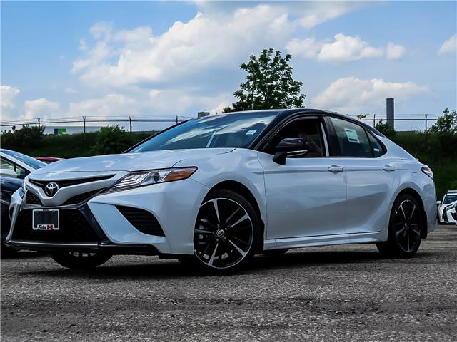 2020 Toyota Camry XSE (Stk: 03039) in Waterloo - Image 1 of 20