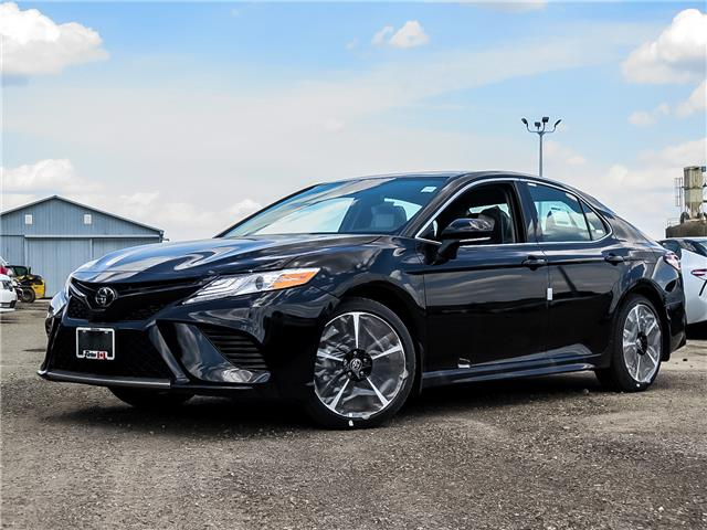 2020 Toyota Camry XSE (Stk: 03052) in Waterloo - Image 1 of 19