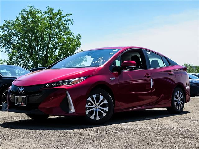 2020 Toyota Prius Prime Base (Stk: 07023) in Waterloo - Image 1 of 18