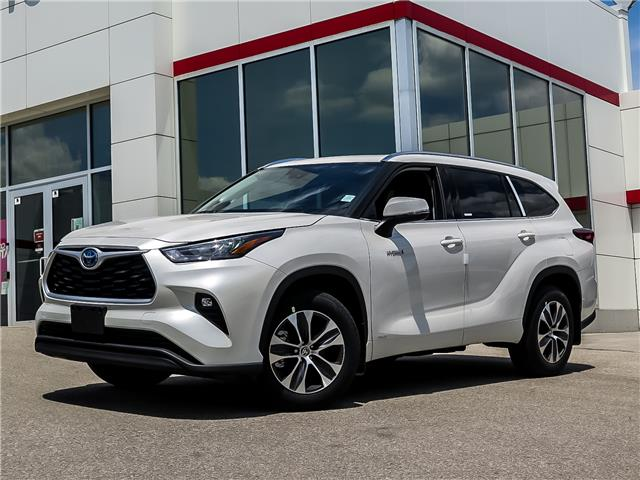 2020 Toyota Highlander Hybrid XLE (Stk: 05280) in Waterloo - Image 1 of 22