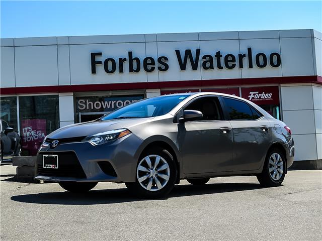 2014 Toyota Corolla LE (Stk: 11623A) in Waterloo - Image 1 of 24