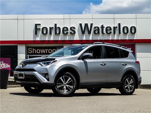 2018 Toyota RAV4 XLE (Stk: 05039R) in Waterloo - Image 1 of 25