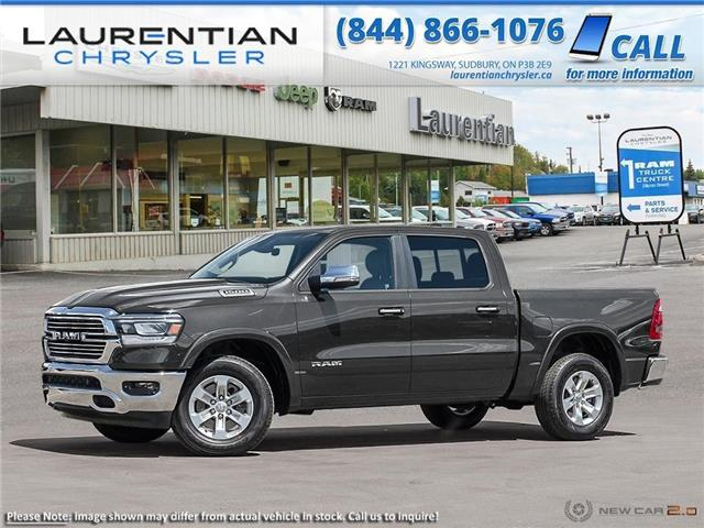 2020 RAM 1500 Laramie (Stk: 20210) in Sudbury - Image 1 of 23