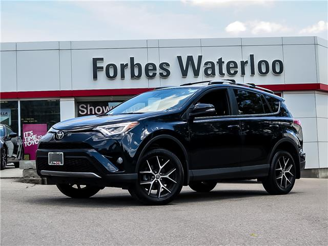 2017 Toyota RAV4 SE (Stk: 05140R) in Waterloo - Image 1 of 25