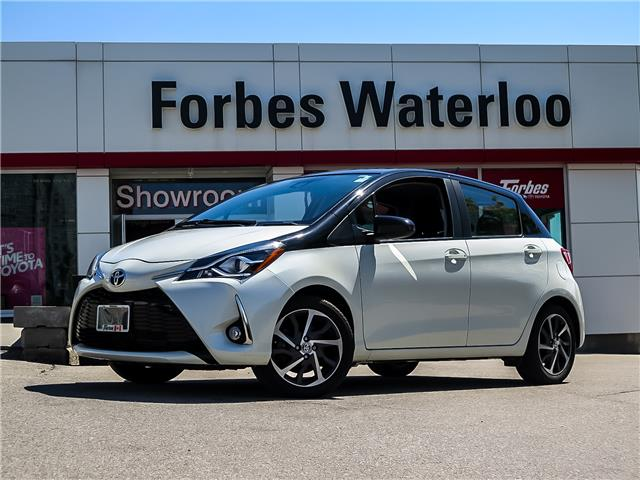 2018 Toyota Yaris SE (Stk: 02228R) in Waterloo - Image 1 of 24