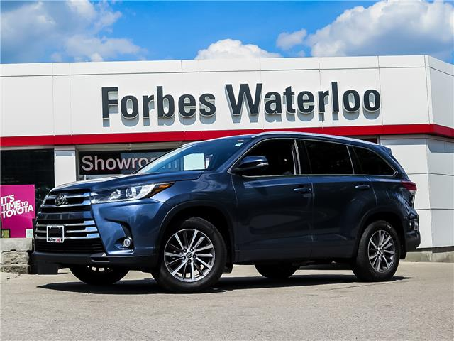 2017 Toyota Highlander XLE (Stk: 11755) in Waterloo - Image 1 of 28
