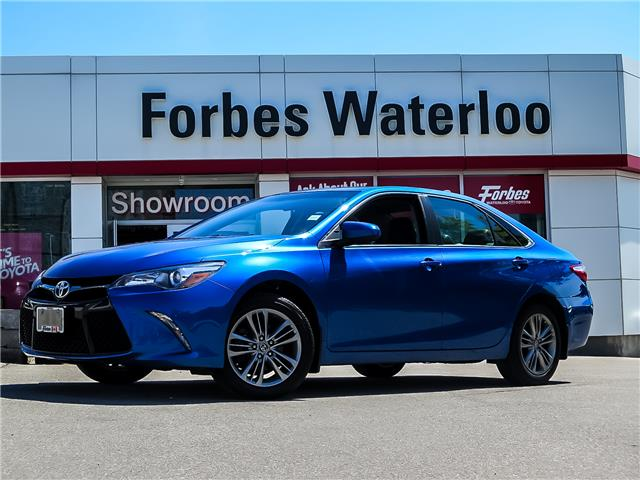 2017 Toyota Camry SE (Stk: 03044R) in Waterloo - Image 1 of 24
