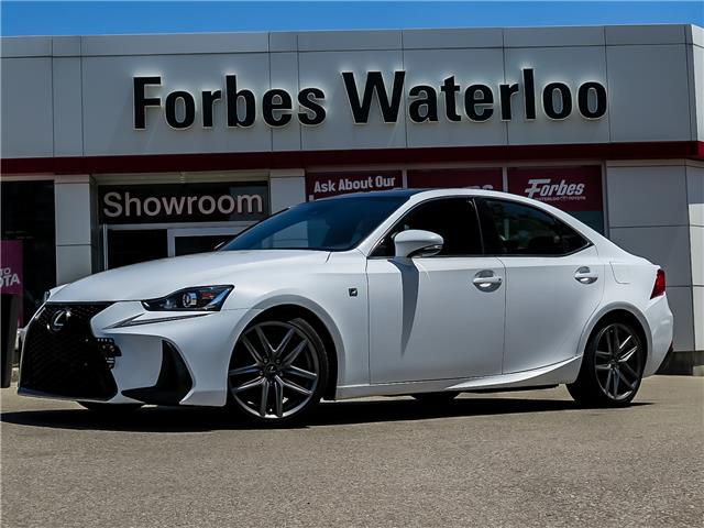2017 Lexus IS 300 Base (Stk: 11747S) in Waterloo - Image 1 of 26
