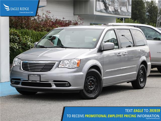 2014 Chrysler Town & Country Touring (Stk: 144214) in Coquitlam - Image 1 of 16
