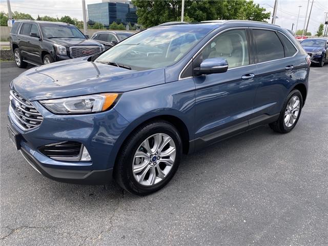 2019 Ford Edge Titanium (Stk: 371-55) in Oakville - Image 1 of 21