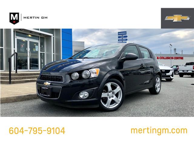 2015 Chevrolet Sonic LT Auto (Stk: M19-2333A) in Chilliwack - Image 1 of 11
