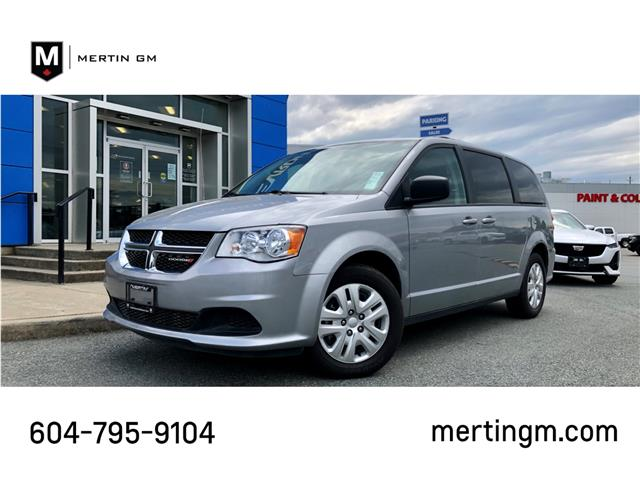 2018 Dodge Grand Caravan CVP/SXT (Stk: M20-0022P) in Chilliwack - Image 1 of 18