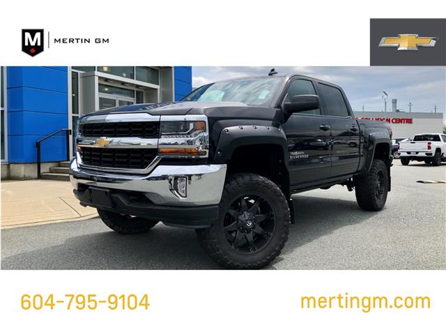 2017 Chevrolet Silverado 1500 LT (Stk: M20-0979P) in Chilliwack - Image 1 of 10