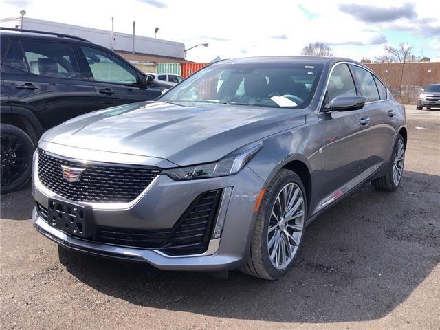 2020 Cadillac CT5 Premium Luxury (Stk: 136953) in Markham - Image 1 of 5