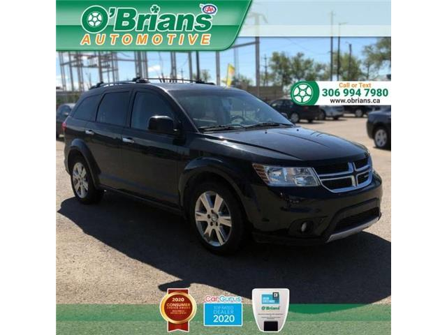2012 Dodge Journey R/T 3C4PDDFG3CT188728 13262A in Saskatoon