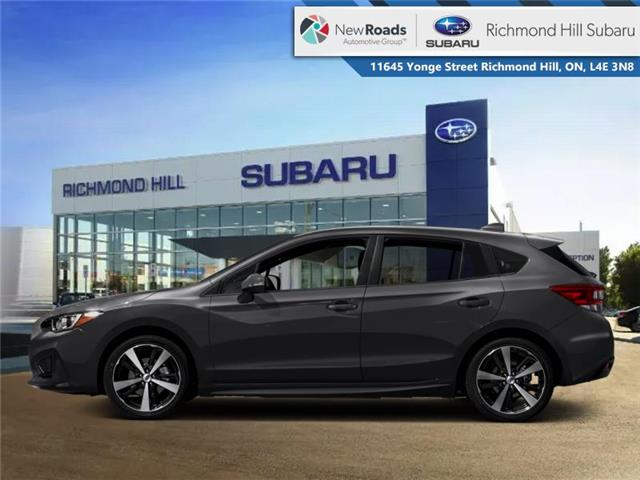 2017 Subaru Impreza 5dr HB CVT Sport w/Tech Pkg (Stk: P03925) in RICHMOND HILL - Image 1 of 1