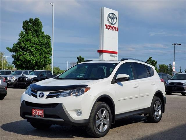 2015 Toyota RAV4  (Stk: 20459A) in Bowmanville - Image 1 of 25