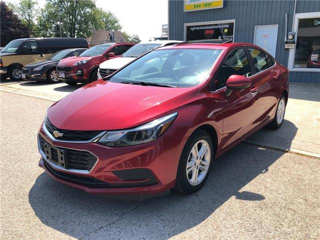 2017 Chevrolet Cruze LT Auto (Stk: 05743) in Belmont - Image 1 of 19